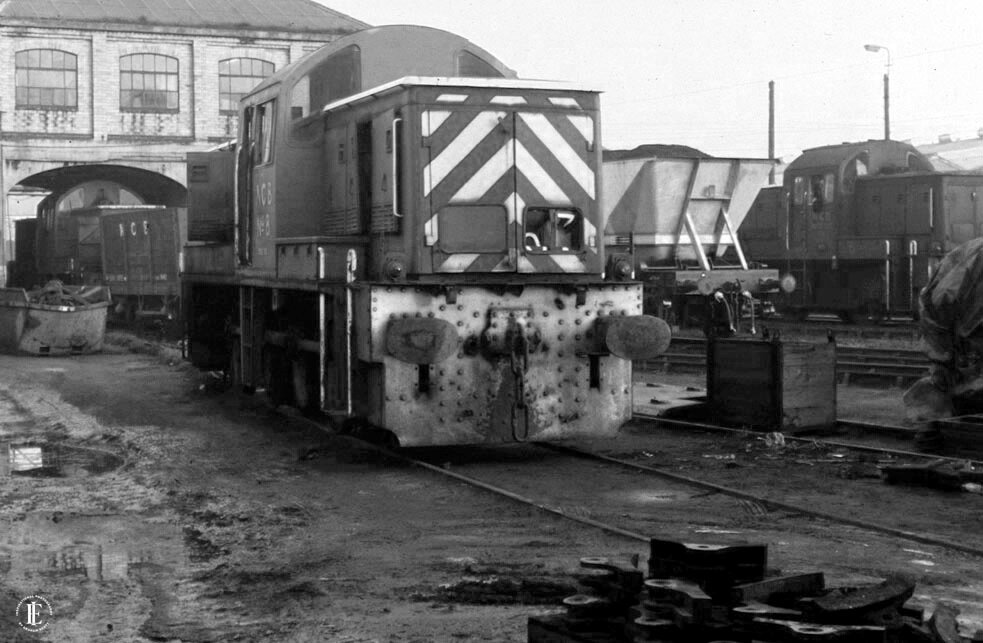 NCB No8 at Ashington.