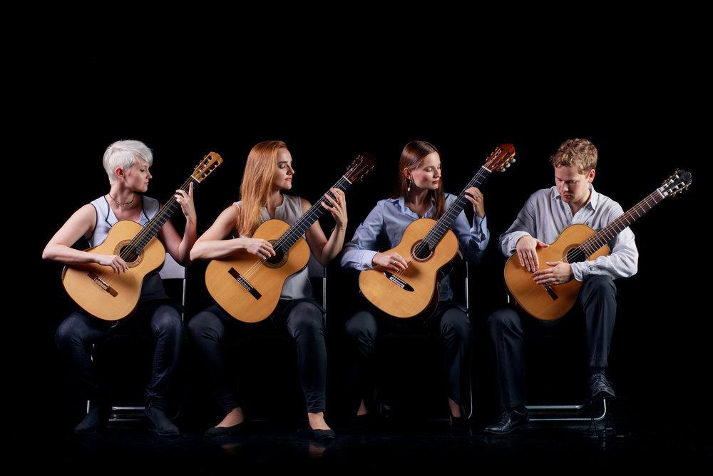 weimar guitar quartet