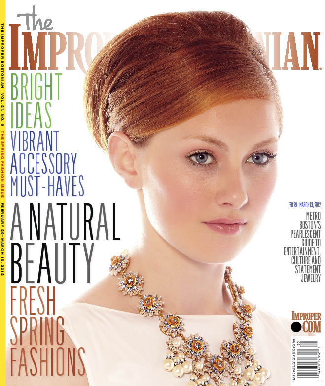 Improper Bostonian - March, 2012