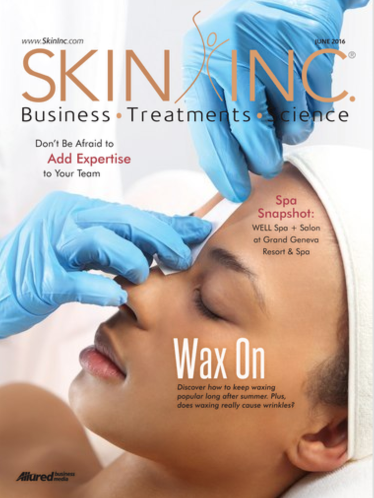 "Skin INC. - June 2016A GOOD INFLUENCE WITH LAVINIA BORCAU""Even though I owned my business for 23 years, I always grow with my clients…""Read More"