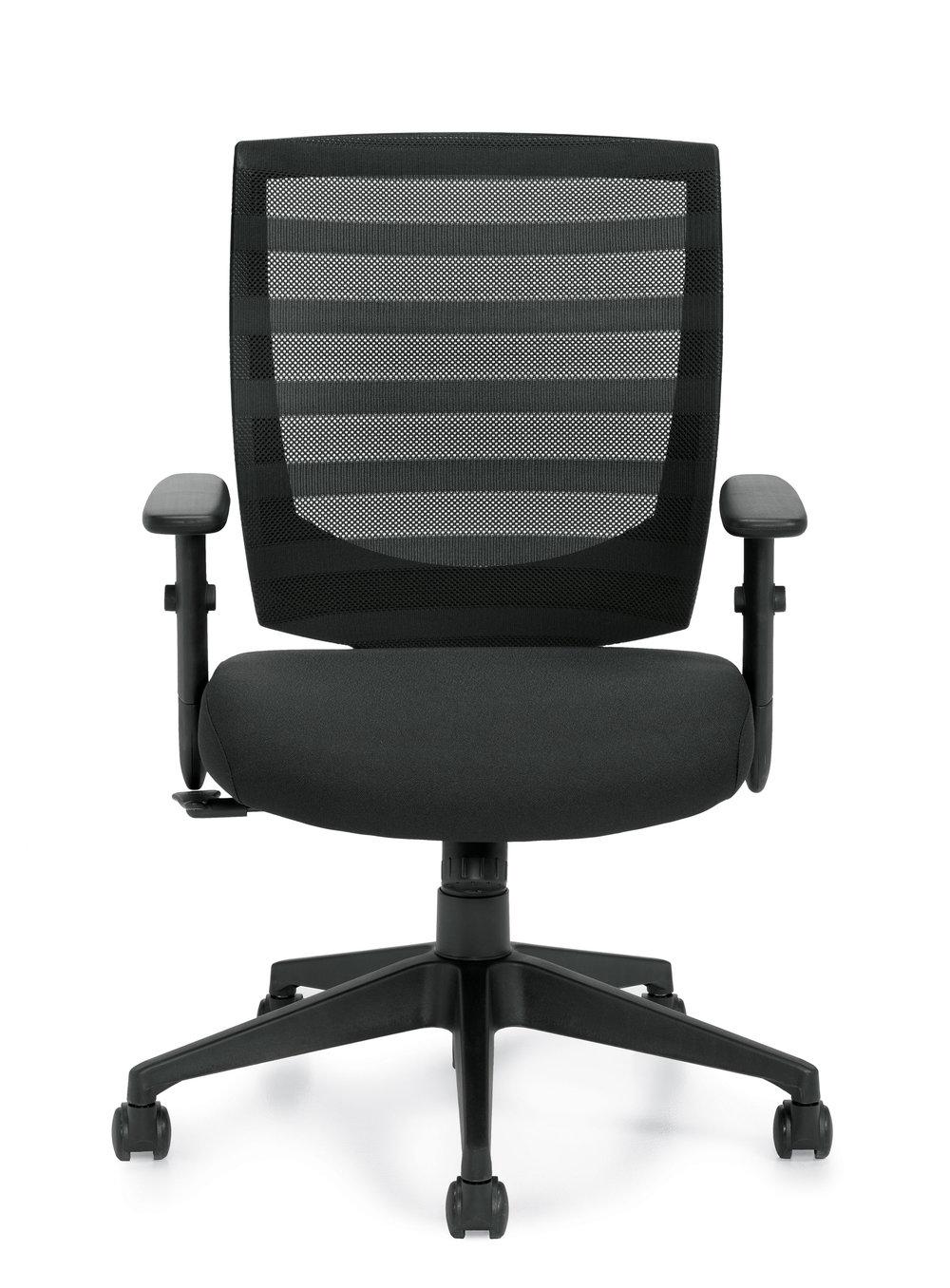 Mid Back,  Tilter Chair