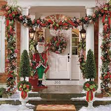 Christmas - Front Door 2