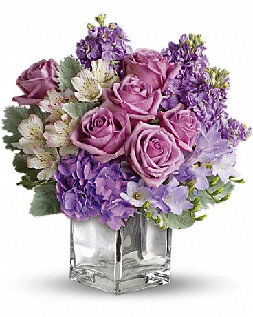 Lavender Romance - $50.00 - $75.00