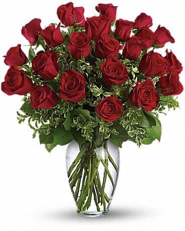 2 Dozen Roses - $175.00