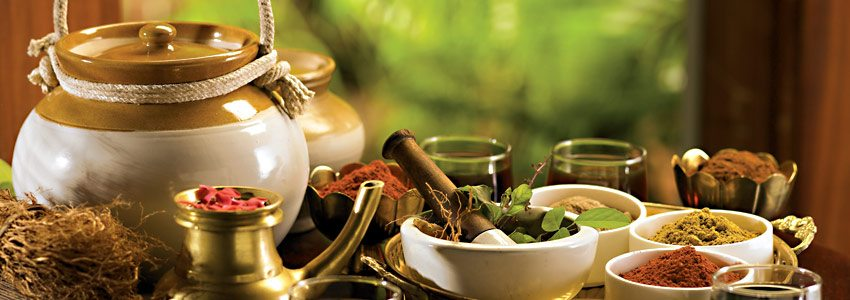Ayurveda is a time honoured medical solution | Image courtesy Google Search