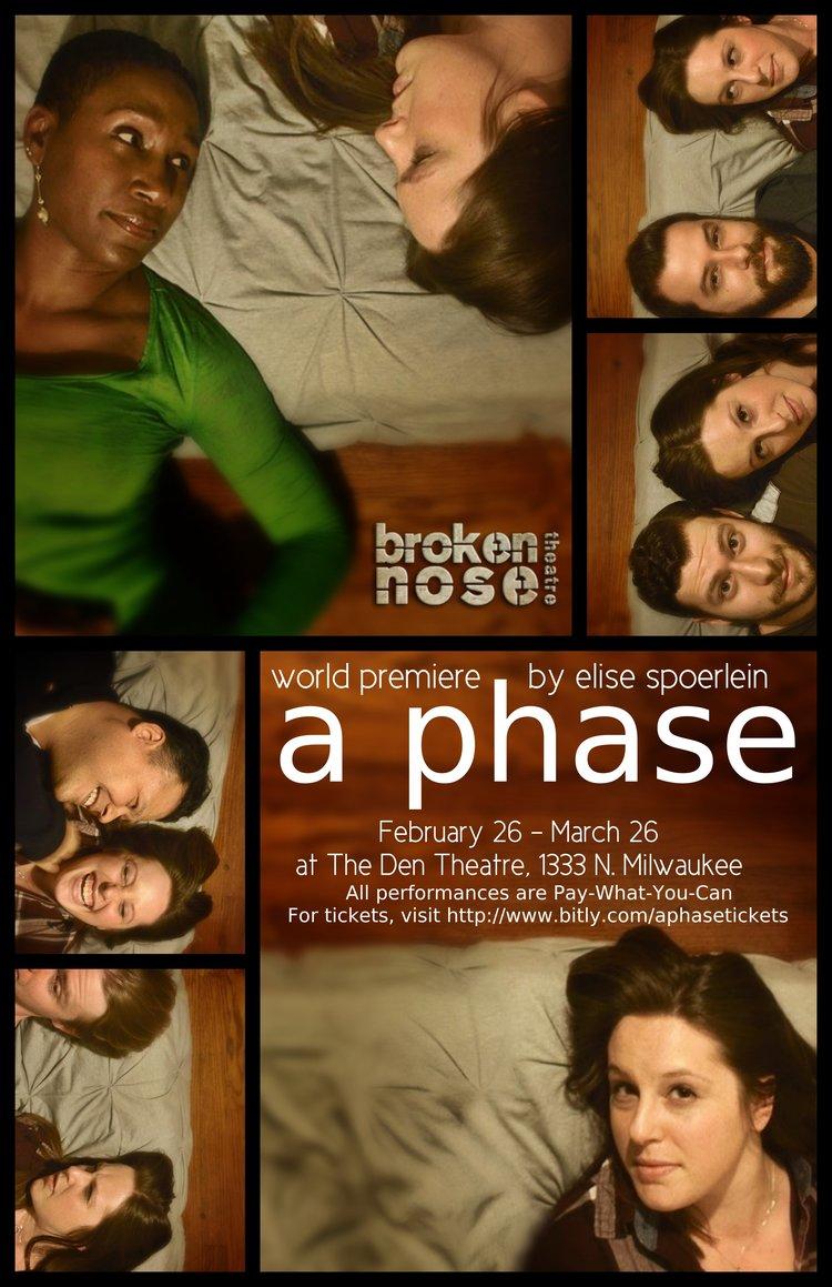 A PHASE.   World Premiere.