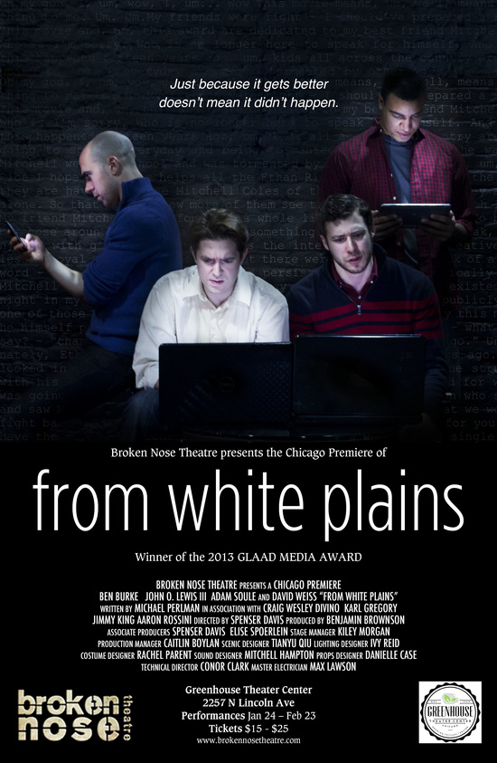 FROM WHITE PLAINS.   Midwest Premiere.