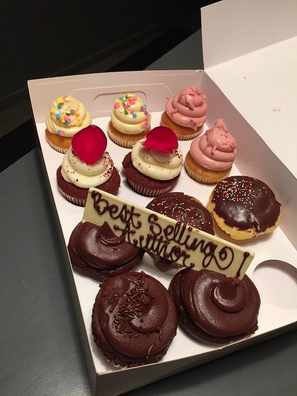 Best Selling Cupcakes
