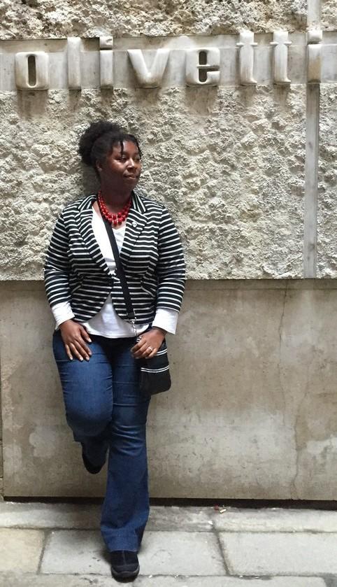 Sherri L Smith in Venice