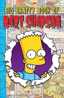 Big Bratt Book of Bart Simpson