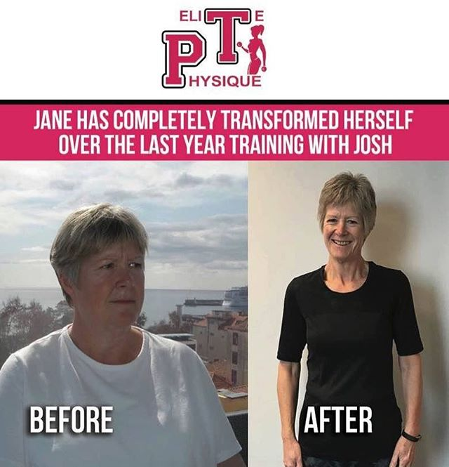 🏆💪🏼CLIENT APPRECIATION!🙌🥇 •Jane came to me in her 60's wanting to be able to walk 5 minutes without being shattered. •Jane trained to walk 5k. Then to jog 5k. •Now Jane has come 2nd in her first ever triathlon, smashed a huge duathlon, can deadlift 80kg and plays squash at a competitive level! 💪🏼💪🏼💪🏼💪🏼💪🏼💪🏼💪🏼💪🏼💪🏼💪🏼 Jane trains 2+ times a week with me at @elitephysiquept_josh in Telford's top gym @anytime_fitness_telford ! ••••••••••••••••••••••••••••••••••••••••••••••••••••••••••••••••••••••••••••••••••••••••••••••••••••••••• #weightloss #gym #getfit #fitfam #fitness #fit #fitspo #health #fitlife #girlswholift #girlsthatlift #healthyfood #diet #healthy #gymgirl #fit #fitspo #fitfam #fatloss #weightloss #weightlossjourney #fatloss #strong #fitnessmotivation #bodytransformation #transformation #transformationtuesday #strongisthenewskinny#fitnessjourney #fitover40