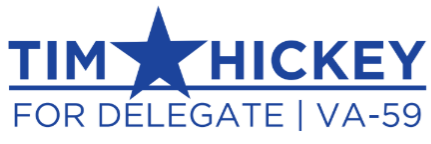Tim Hickey for Delegate
