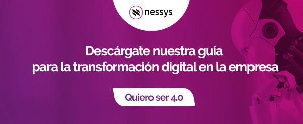 guia transformación digital empresa