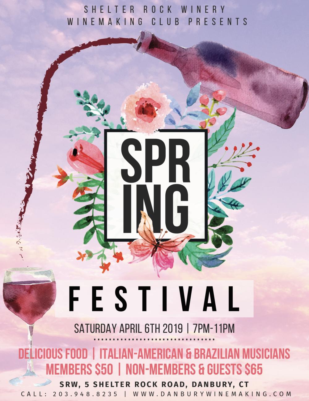 Spring Festival Danbury CT