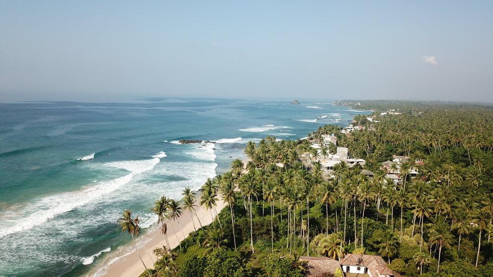 Midigama Beach, Sri Lanka - Anthony Spencer