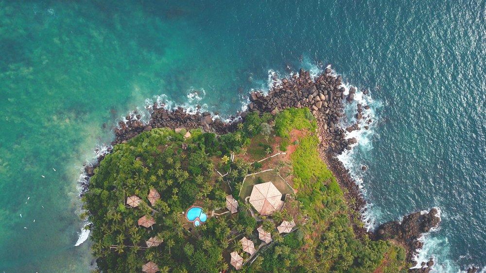 Mirissa Headland, Sri Lanka - Anthony Spencer