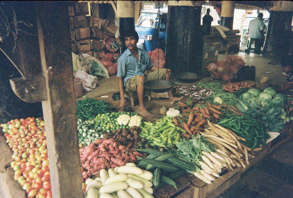 Veggie Markets, Sri Lanka - Anthony Spencer