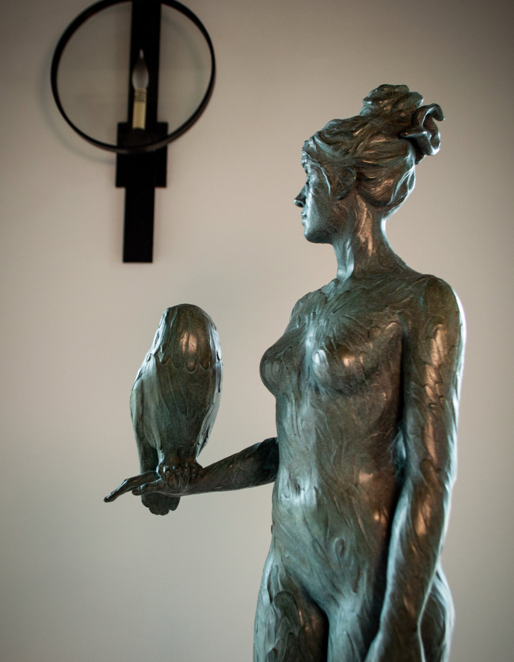 """Athena"" Bronze"