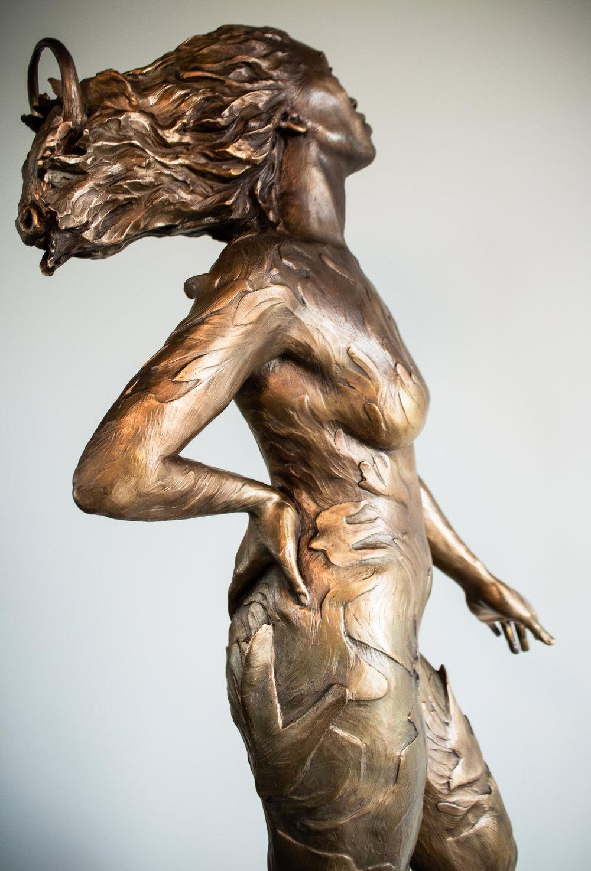 """The Guardian"" Bronze"