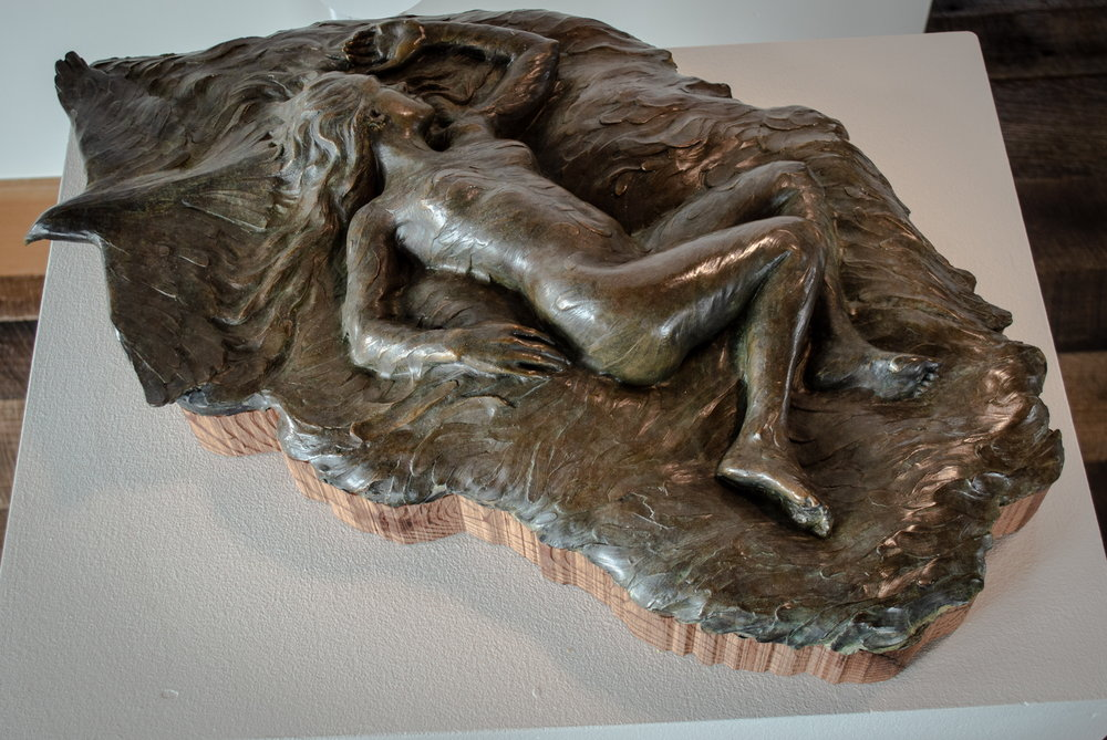 """""""The Dream of Time"""" Bronze"""
