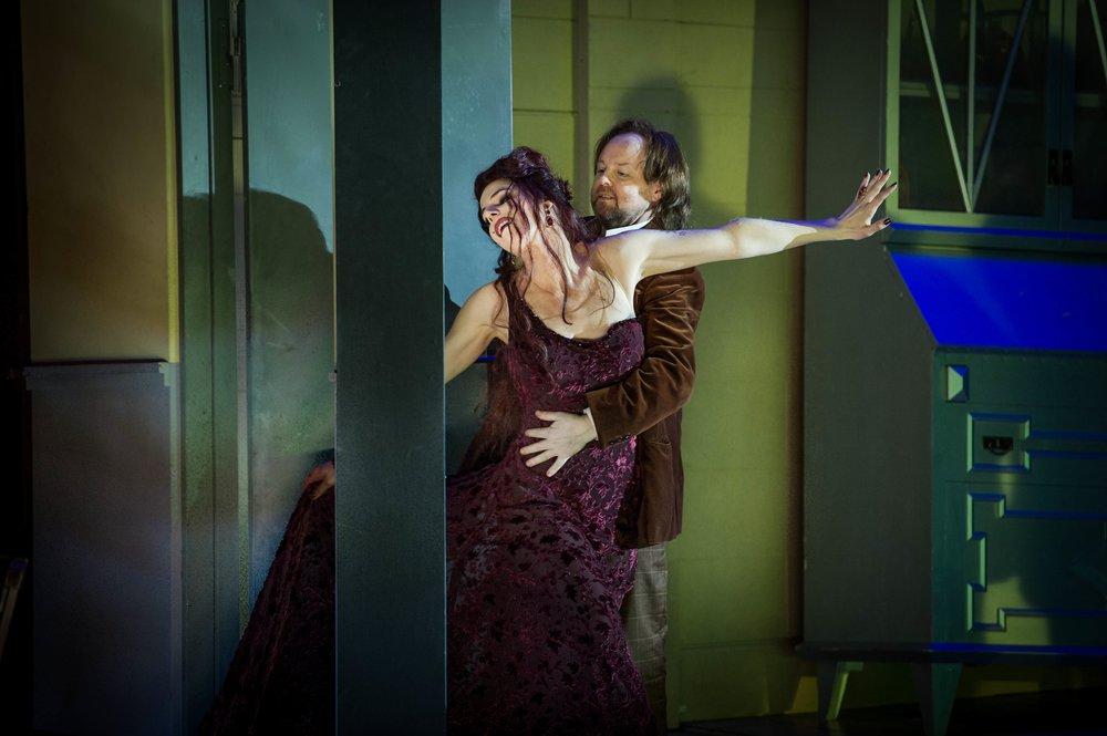 Giulietta, The Tales of Hoffmann, ENO, 📷 Robert Workman