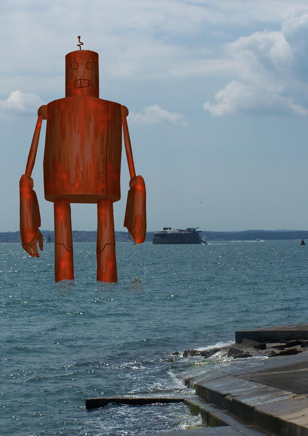 The Solent Robot