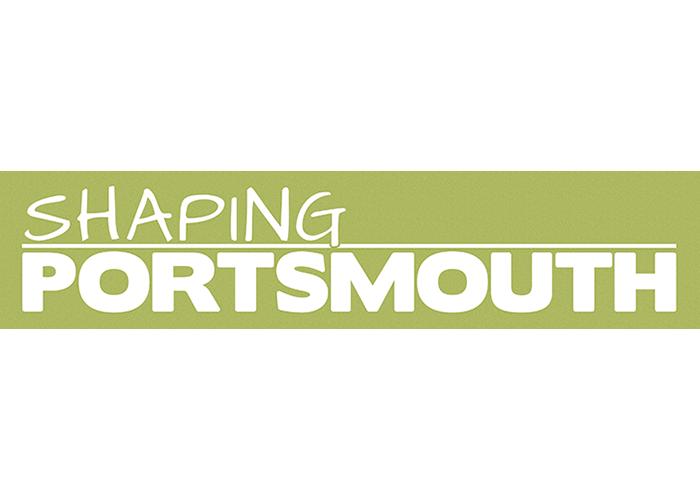 Shaping Portsmouth logo 2016