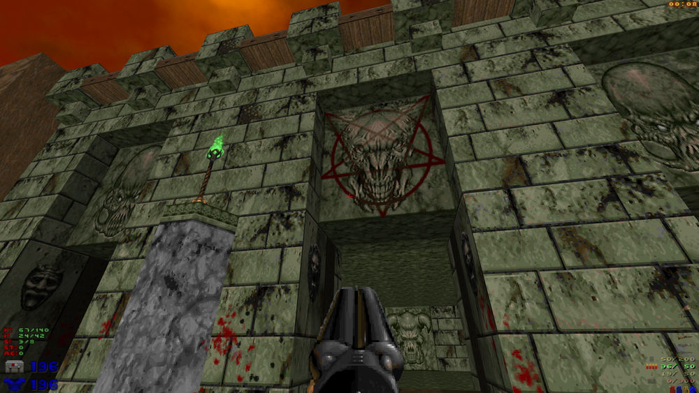 The Final Icon - A single level episode for DOOM 2.