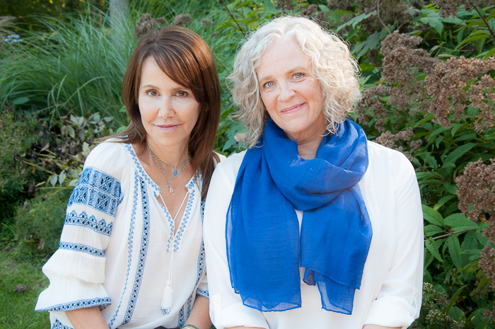 Barbara Slaine and Sue Broudy