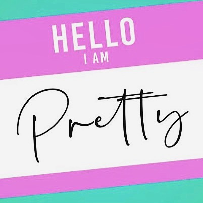"#prettyprivilege: ""the idea that being more physically attractive means you are treated better by society at large"" ~ read all about it on the site."