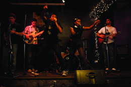 Syracuse musical artists Farasha Baylock and Keith Smith AKA The Fly