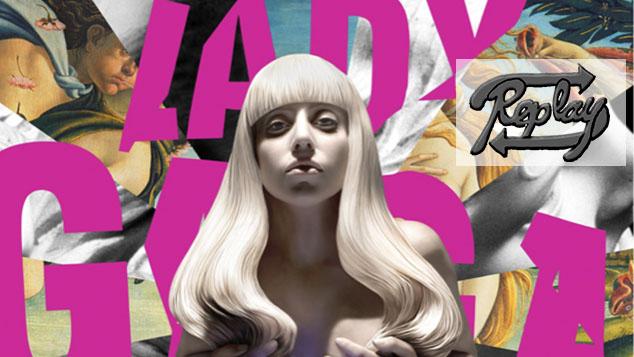 Replay: Lady Gaga Image from ladygaga.com