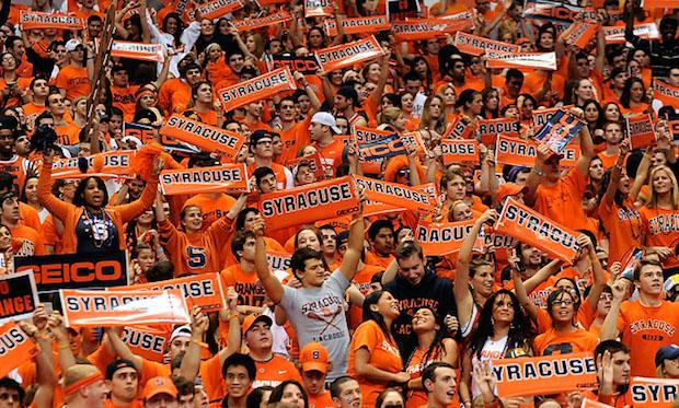 Syracuse-fans