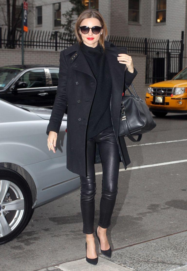 Hot-trend-Leather-leggings-4