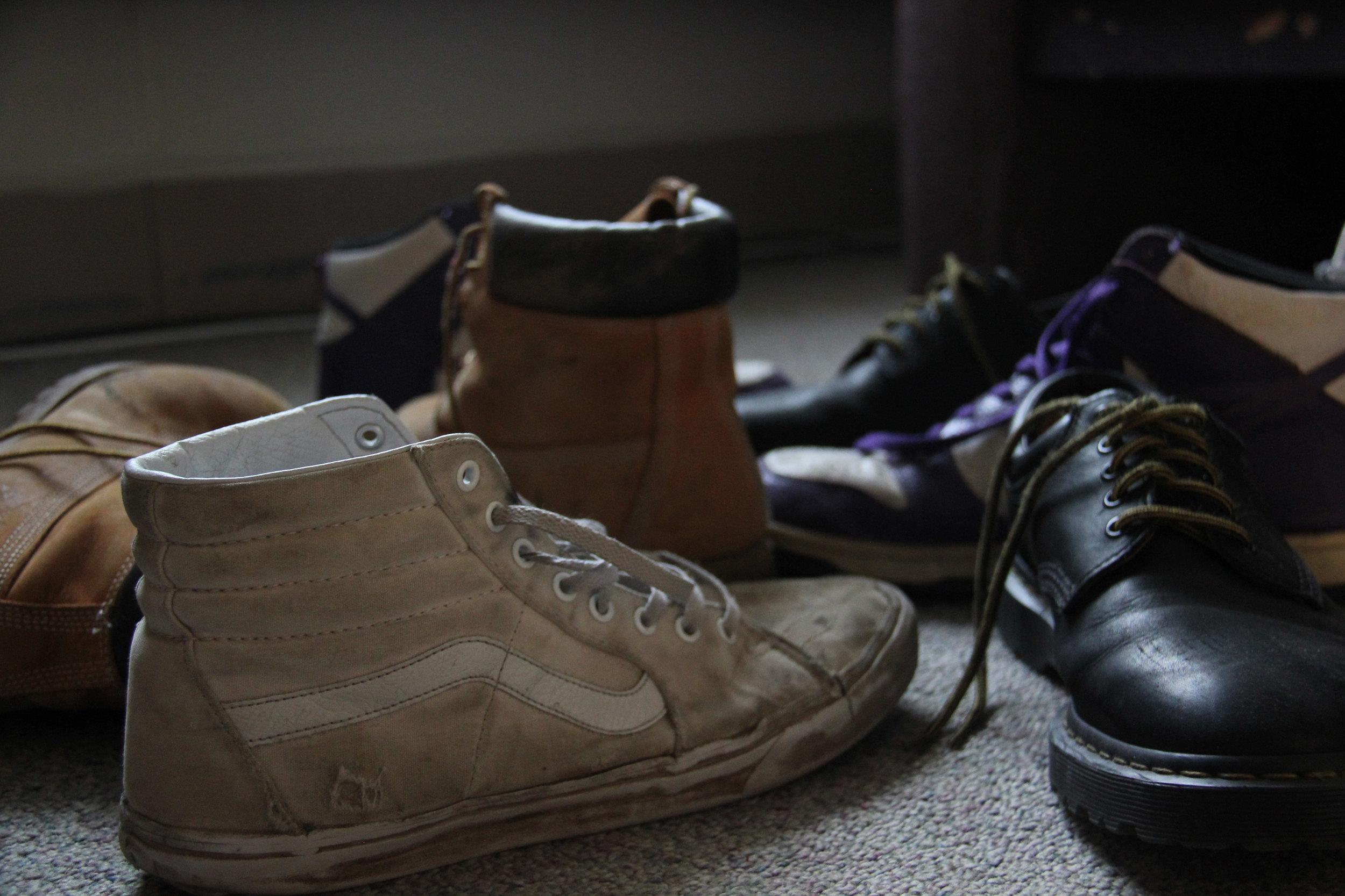 2.Shoes