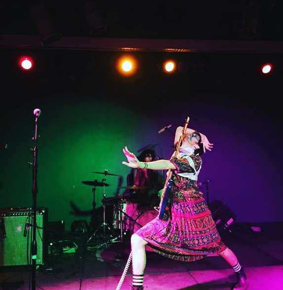 Photo courtesy of Instagram.com/PWRBTTMband