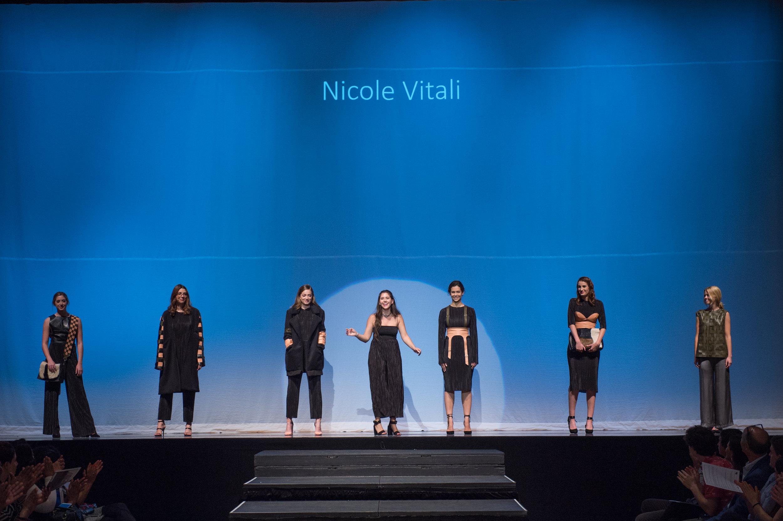 Fashion Show Senior Collections 2017 Nicole Vitali