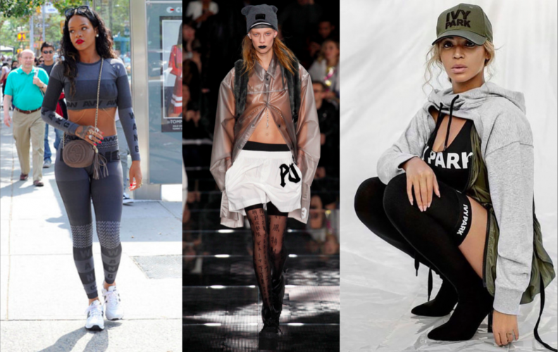 Left: Where To Get It | Middle: Fashion Bomb Daily | Right: Arc Street