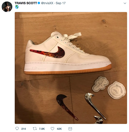 tweet travis scott