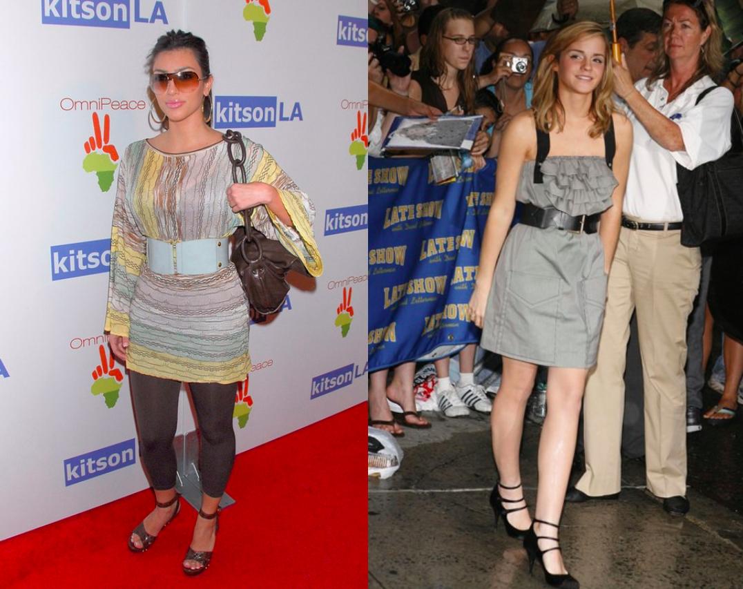 Left: TheGloss Right: StyleBistro