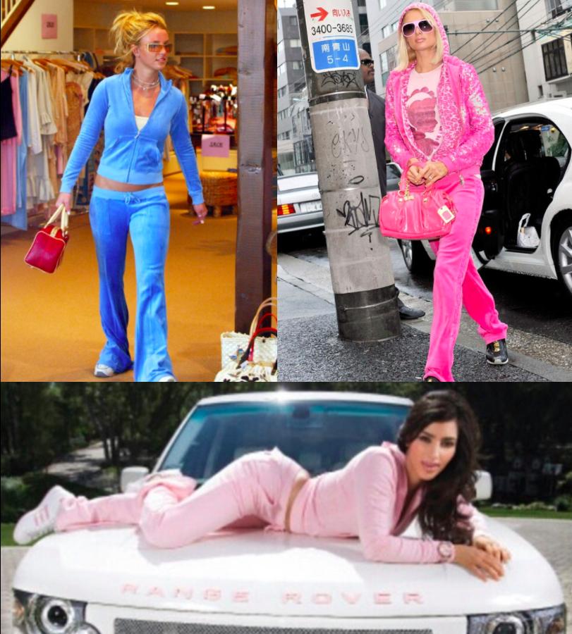Left: InStyle Right: SheMazing Bottom: Kim Kardashian's IG