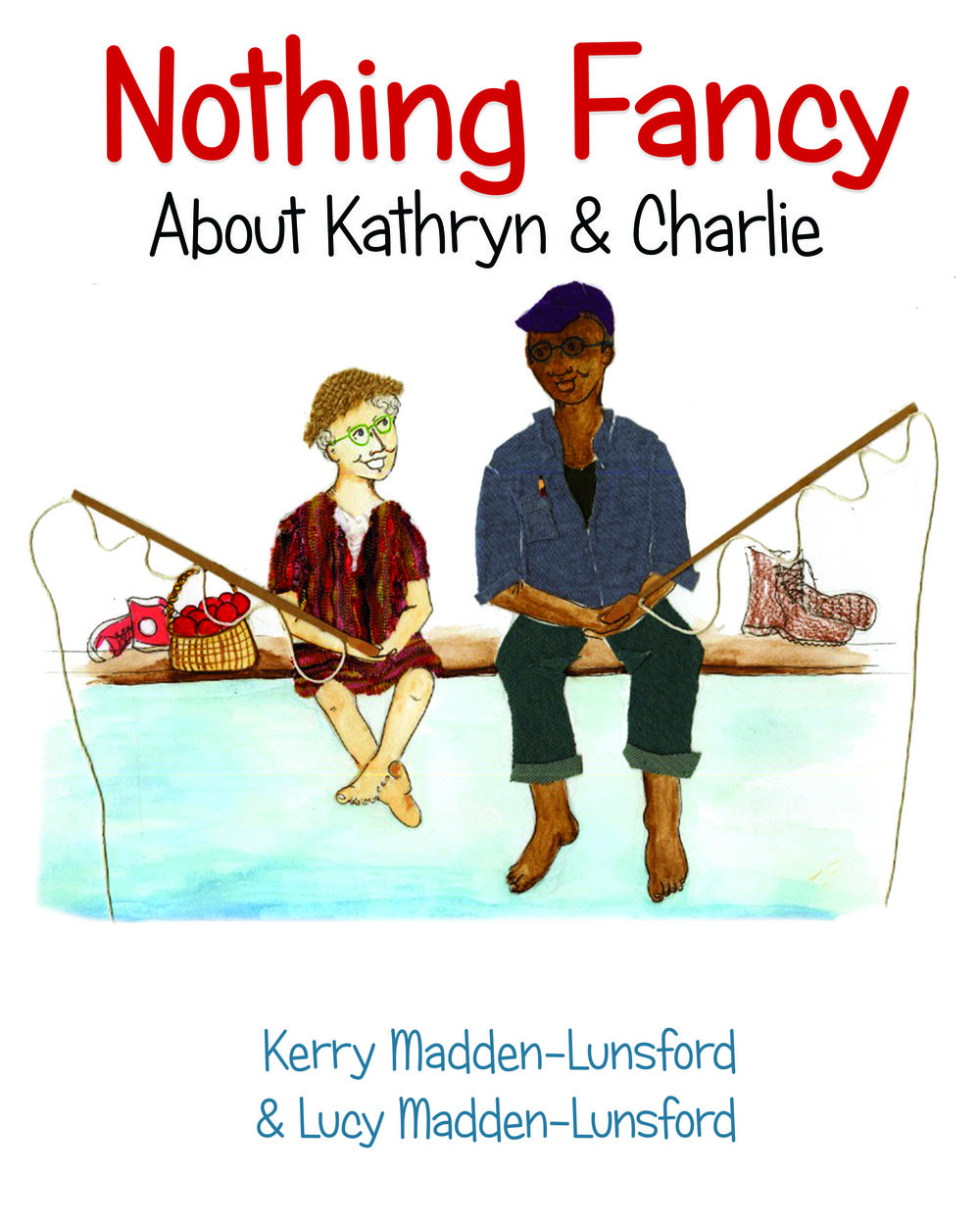 Awards | Reviews | NOminations - A true story about the unlikely friendship of Alabama storyteller, Kathryn Tucker Windham and Alabama artist, Charlie Lucas. Illustrated by Kerry's daughter, Lucy.April 2013