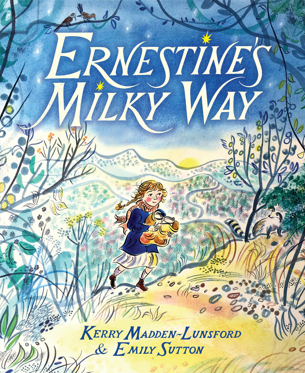 Awards | Reviews | Nominations - An empowering picture book set in the 1940s about a determined five-year-old girl who embarks on a journey to deliver milk to her neighbors in the holler.March 2019