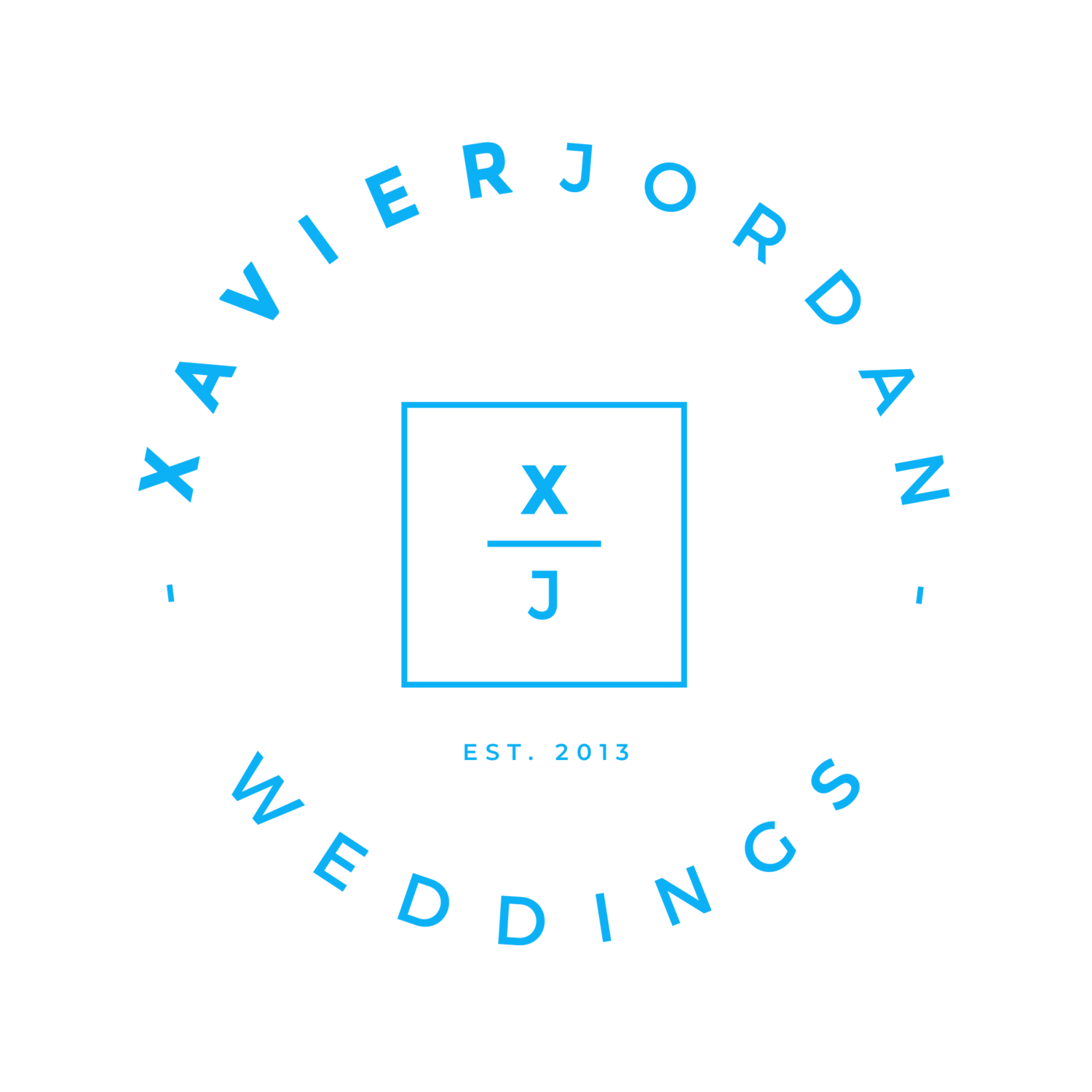 Xavier Jordan Weddings