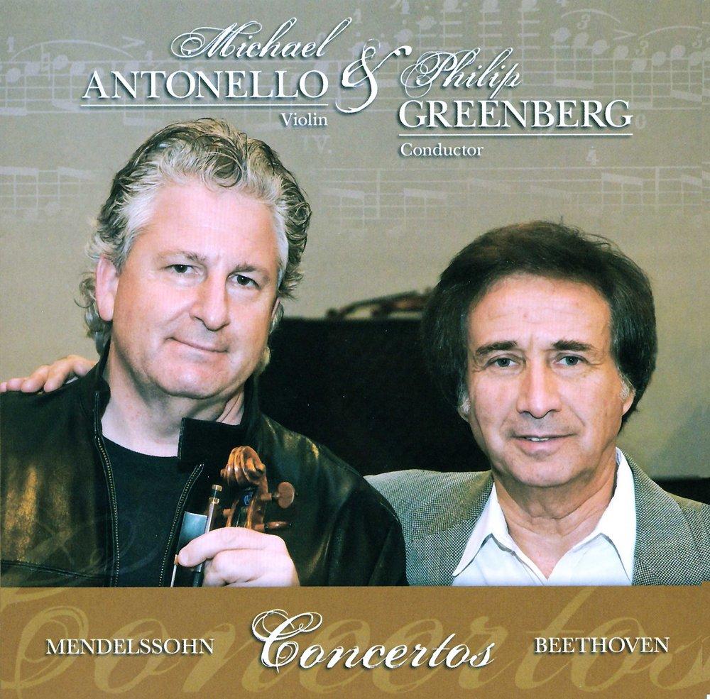 Mendelssohn & Beethoven Violin Concertos