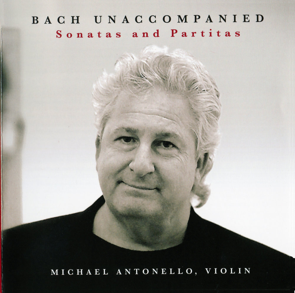 Bach Unaccompanied Sonatas and Partitas