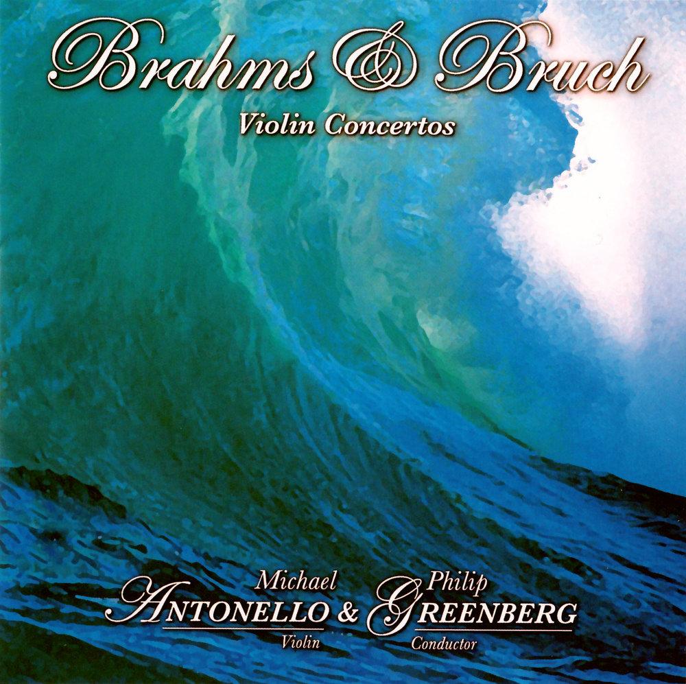 Brahms & Bruch Violin Concertos