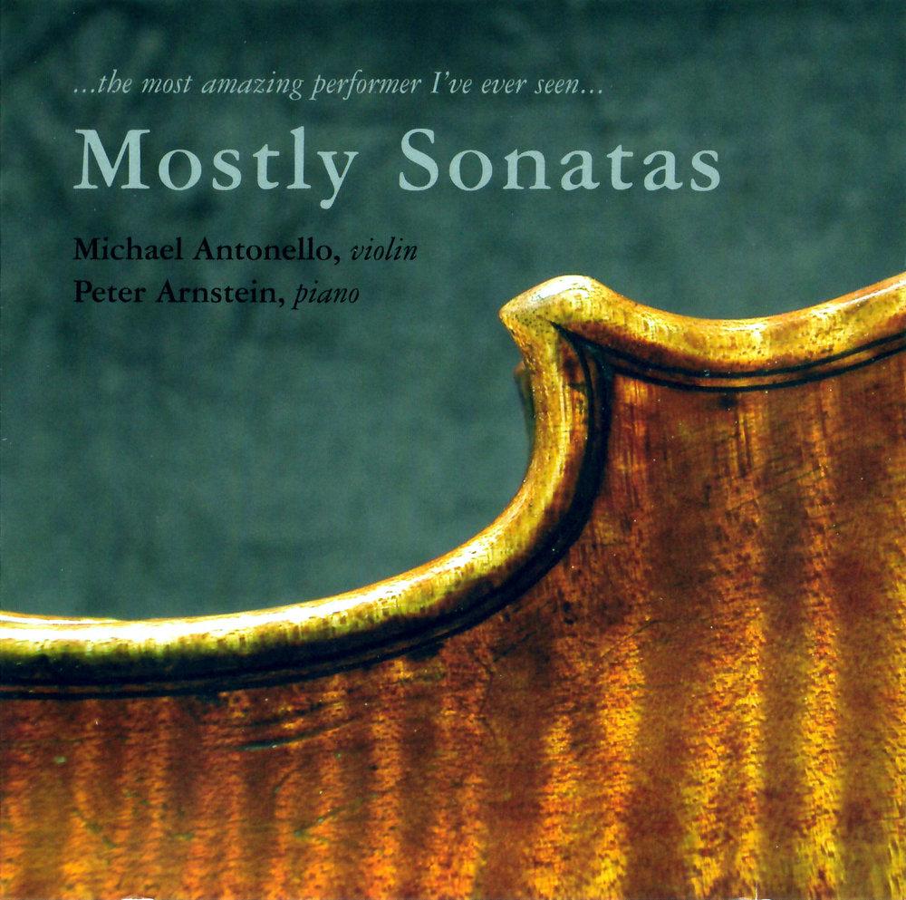 Mostly Sonatas