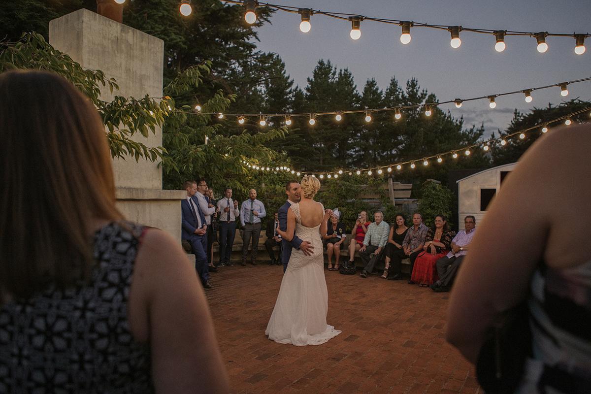 Stress free weddings nz. Photo by Jenny Siaosi