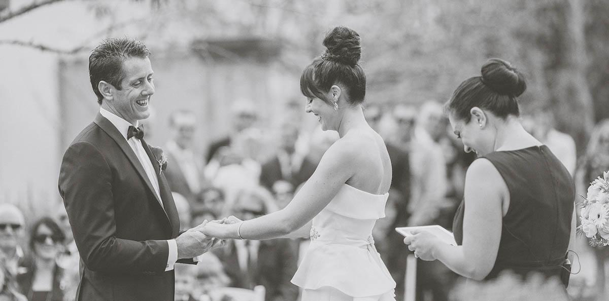 Wedding Ceremony on Kapiti Coast - Siaosi photography